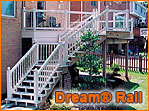 Dream Rail, perfect for decks, staircases, docks and patios